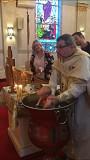 Brogan Palat Baptism