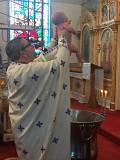 Zechariah Kalaluhi Baptism